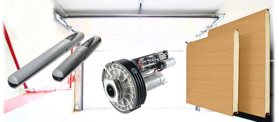 Instalaci n y reparaci n de automatismos para puertas de for Automatismos para puertas